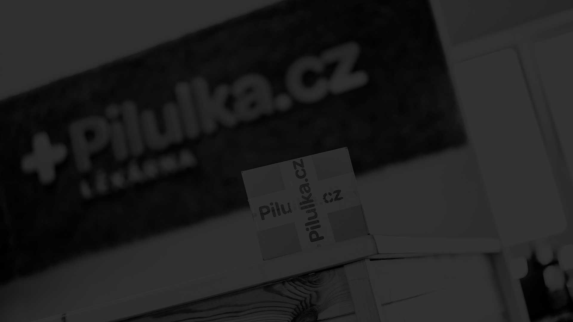 Pilulka.cz: Pilulka, která spojuje rozdrobený byznys
