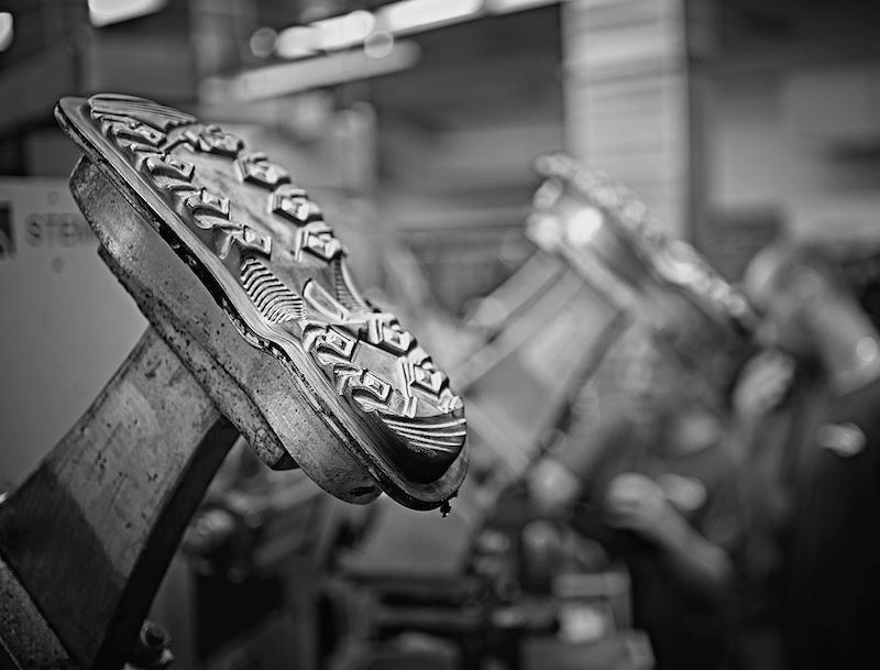 Prabos: boty, které odolají mině